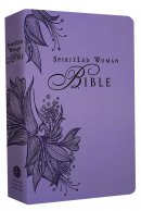 MEV Spirit Led Woman Bible: Purple, Imitation Leather