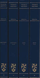 Commentary on the Gospels of Matthew and John: Complete Set