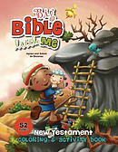 New Testament Coloring and Activity Book: Big Bible, Little Me
