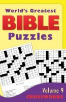 World's Greatest Bible Puzzles--volume 9 (crosswords)