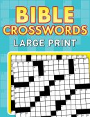 Bible Crosswords Large Print Pb
