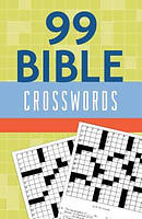 99 Bible Crosswords Pb