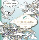 In His Presence Colouring Book With Journal