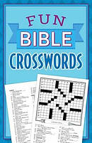 Fun Bible Crosswords