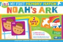 My First Memory Match Game: Noah's Ark