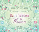 Daily Wisdom For Women Perpetual Calendar