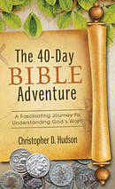 The 40-Day Bible Adventure Paperback