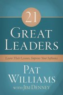21 Great Leaders Hardback