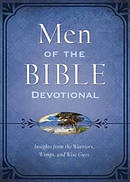 Men Of The Bible Devotional Paperback