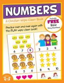 Numbers Wipe-Clean Workbook Paperback