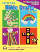Easy To Make Bible Crafts For Kids Activity Book