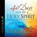 40 Days With The Holy Spirit CD
