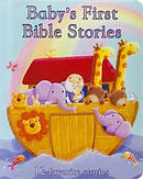 Baby's First Bible Stories: 12 Favorite Stories