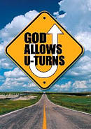 God Allows U Turns Tracts - Pack Of 25