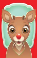 Rudolph (Pack Of 25)