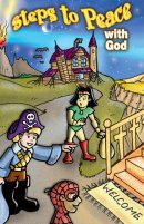 Steps To Peace With God Halloween (Pack Of 25)