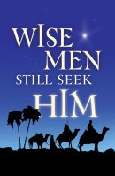 Wise Men Still Seek Him Tracts - Pack Of 25