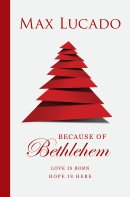 Because of Bethlehem tract (Pack of 25)
