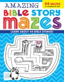 Amazing Bible Story Mazes