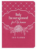 Daily Encouragement for Women 2018 Planner