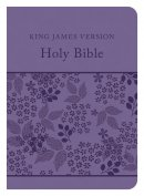 The KJV Compact Gift & Award Bible Reference Edition [Purple]