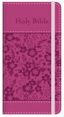 The KJV Compact Bible: Promise Edition [Pink]