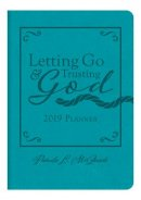 2019 Planner Letting Go and Trusting God
