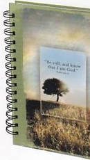 Psalm 46:10 Wirebound Journal