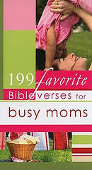 199 Favourite Bible Verses For Busy Moms