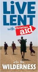 Live Lent with Christian Aid - Pack of 25