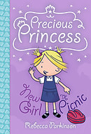 Precious Princess - The Picnic & New Girl