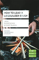 How to Lead a LifeBuilder Study