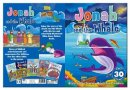 Bible Sticker Book - Jonah & the Whale