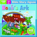 Jigsaw Puzzle: Noah's Ark Bible Story