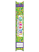 Giant Colouring Posters (Floor Display Pack of 30 Posters)