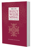 CTS Holy Week Missal - People's Edition