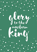 Glory to the King (Pack of 6)