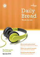 Daily Bread April June 2016