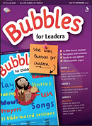 Bubbles for Leaders July-September 2016