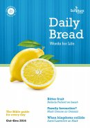 Daily Bread October - December 2016