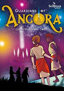 Guardians of Ancora Christmas Bible Comic