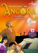 The Ancora Easter Bible Comic