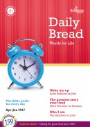 Daily Bread April June 2017