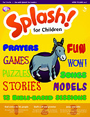 Splash for Children April June 2017