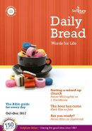 Daily Bread October to December 2017 Large Print