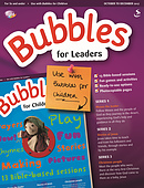 Bubbles for Leaders October to December 2017