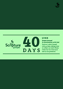 40 Days: Luke Prayer Journal