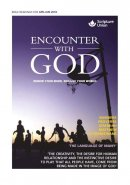 Encounter with God April - June 2018