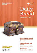 Daily Bread April-June 2019
