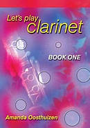 Let's Play Clarinet - Book 1